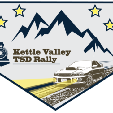 2019 Kettle Valley TSD Rally